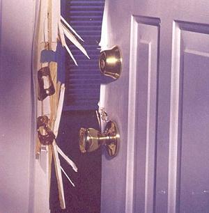 оборона в квартире